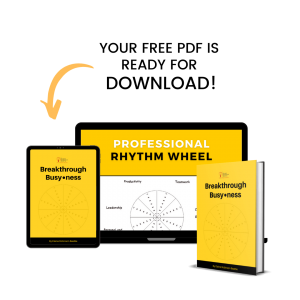 Free Download Breakthrough Busyness